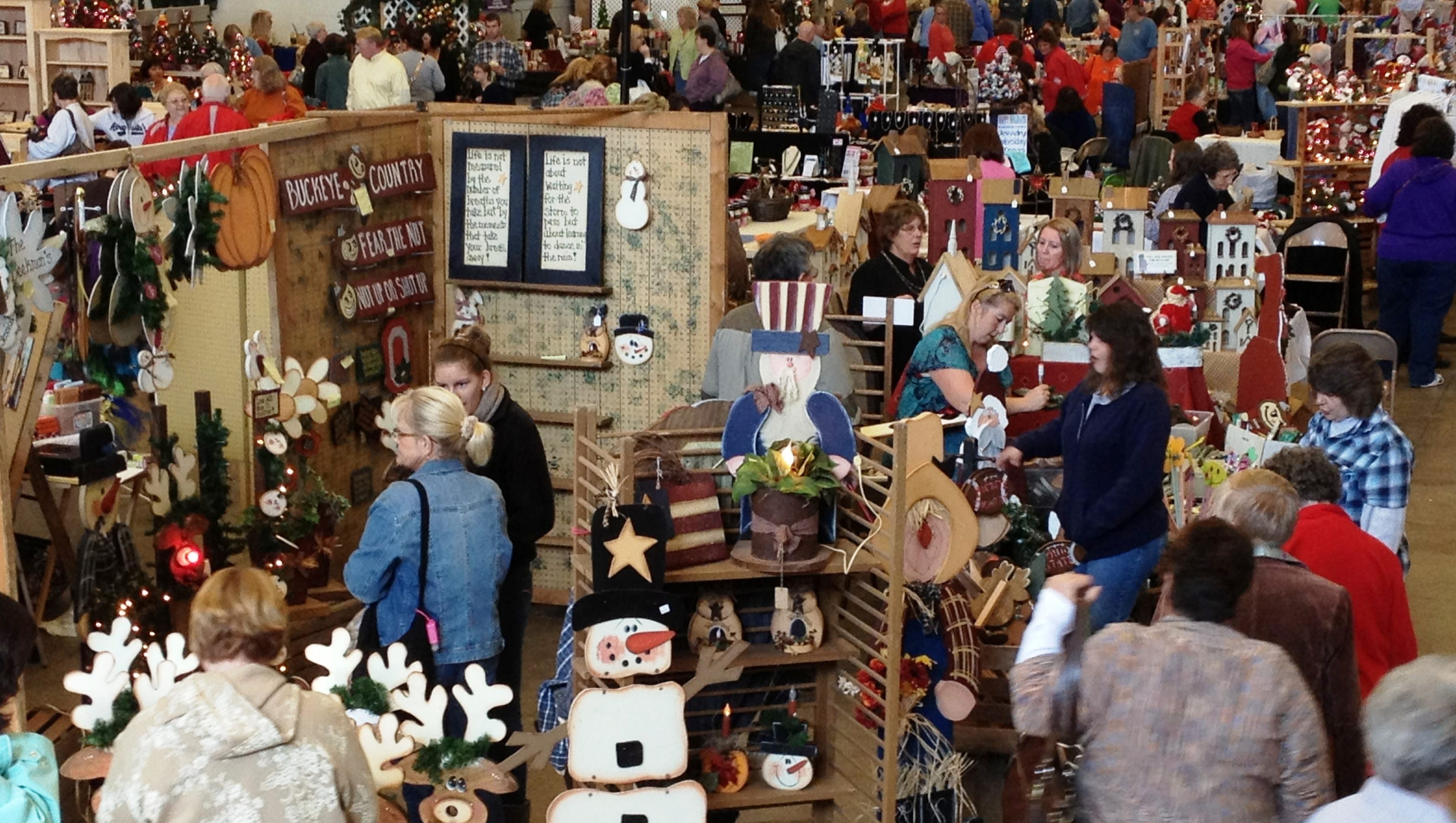Christmas Craft Shows In Maryland