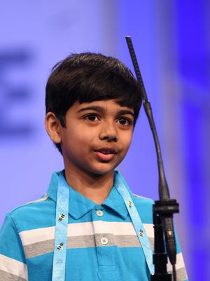 Akash Vukoti got a wild card invitation to the 2018 Scripps National Spelling Bee. He turned 9 on Tuesday, May 29, 2018, and was the youngest competitor at the bee in 2016.