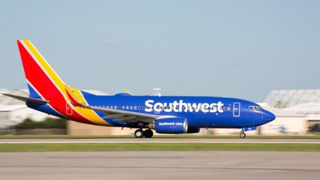 Southwest Airlines will start service to Houston's George Bush Intercontinental and Chicago O'Hare airports early next year.