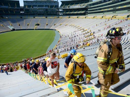 GPG 9/11 Stair Climb