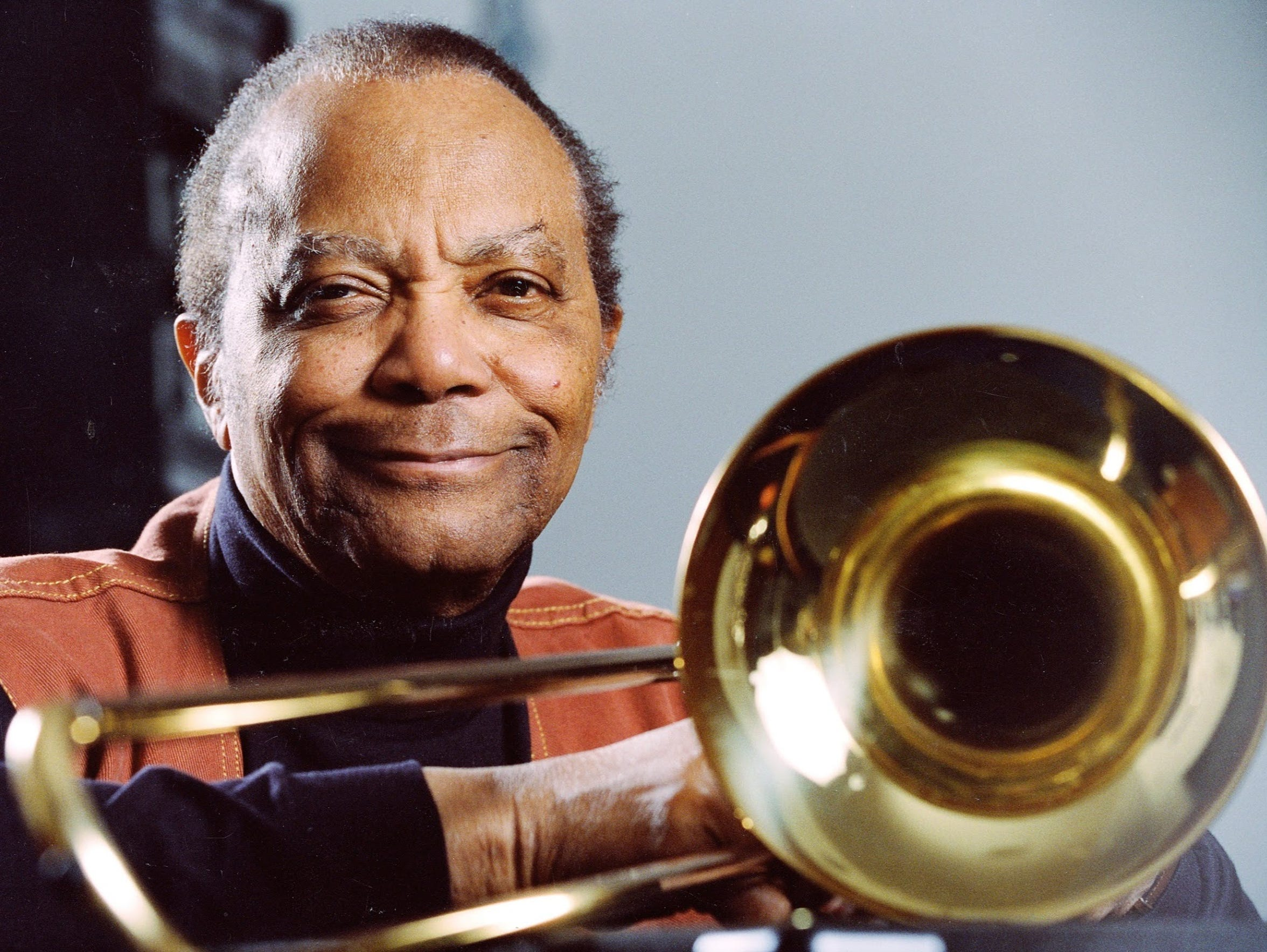J.J. Johnson made the trombone a high-profile instrument