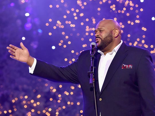 """I relish the opportunity to grow older and mature,"" Ruben Studdard says."