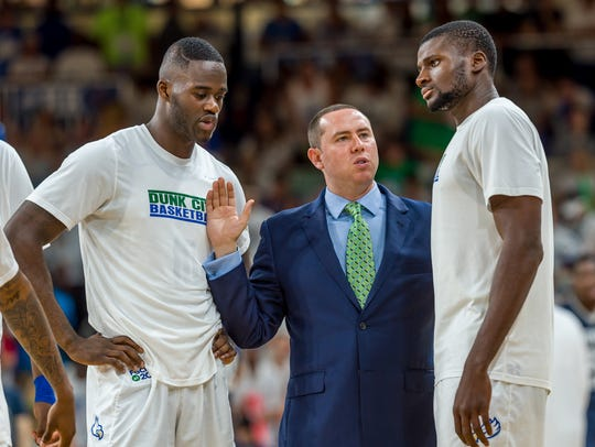 Longtime FGCU assistant Michael Fly will be announced