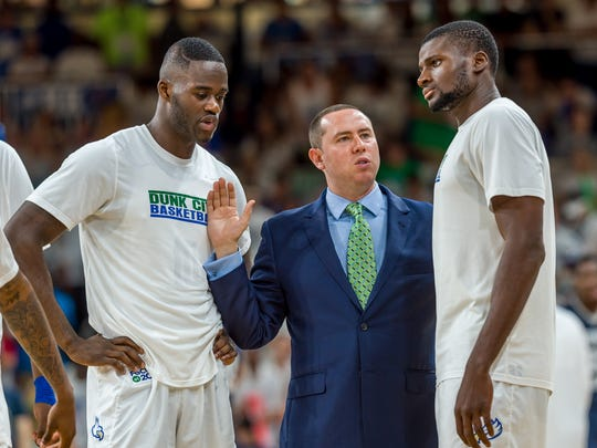 Longtime FGCU assistant Michael Fly will be announced as the Eagles' new head coach during a 2:30 press conference this afternoon in Alico Arena.