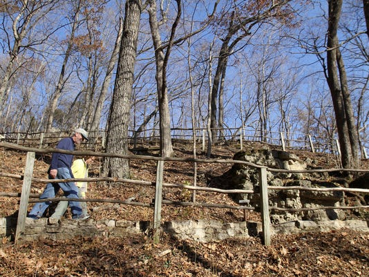 Effigy Mounds Investigation
