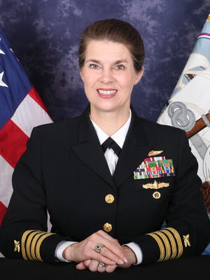 Bremerton native Kristen Fabry has been nominated for promotion to the rank of rear admiral.