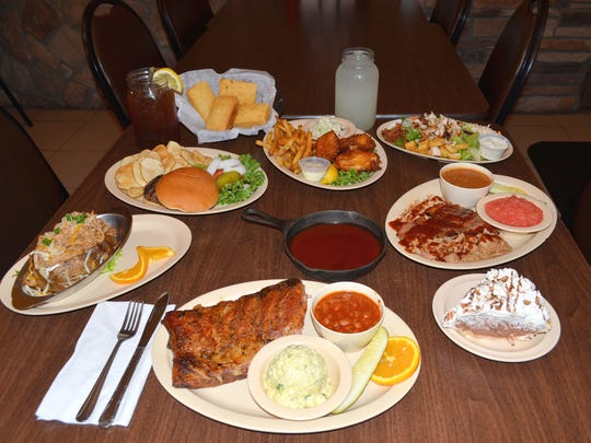Grumpy Jake's in Pinetop-Lakeside has expanded their menu but down-home barbecue is still a mainstay.