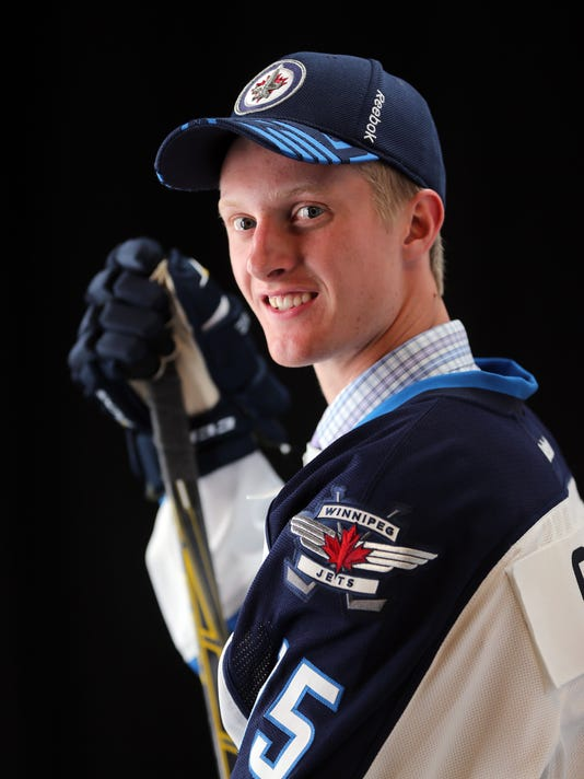 2015 NHL Draft - Portraits