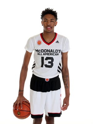 McDonalds High School All American athlete Brandon Ingram will be one of Duke's most lethal weapons in 2015-16.