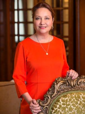 First Lady of Texas Cecilia Abbott will speak at the Congressman Solomon P. Ortiz International Center on Jan. 26.