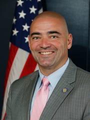 New York State Senator Fred Akshar on Friday, September 15, 2017.