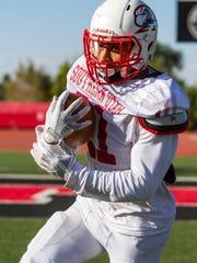 "Southern Utah running back Janiero ""Jay"" Green Jr."