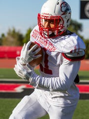 "Southern Utah running back Janiero ""Jay"" Green Jr."