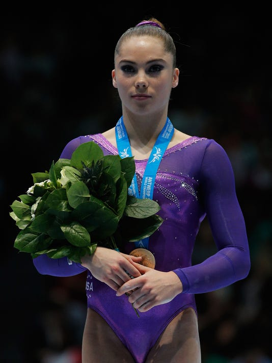 Artistic Gymnastics World Championships Belgium 2013 - Day Six