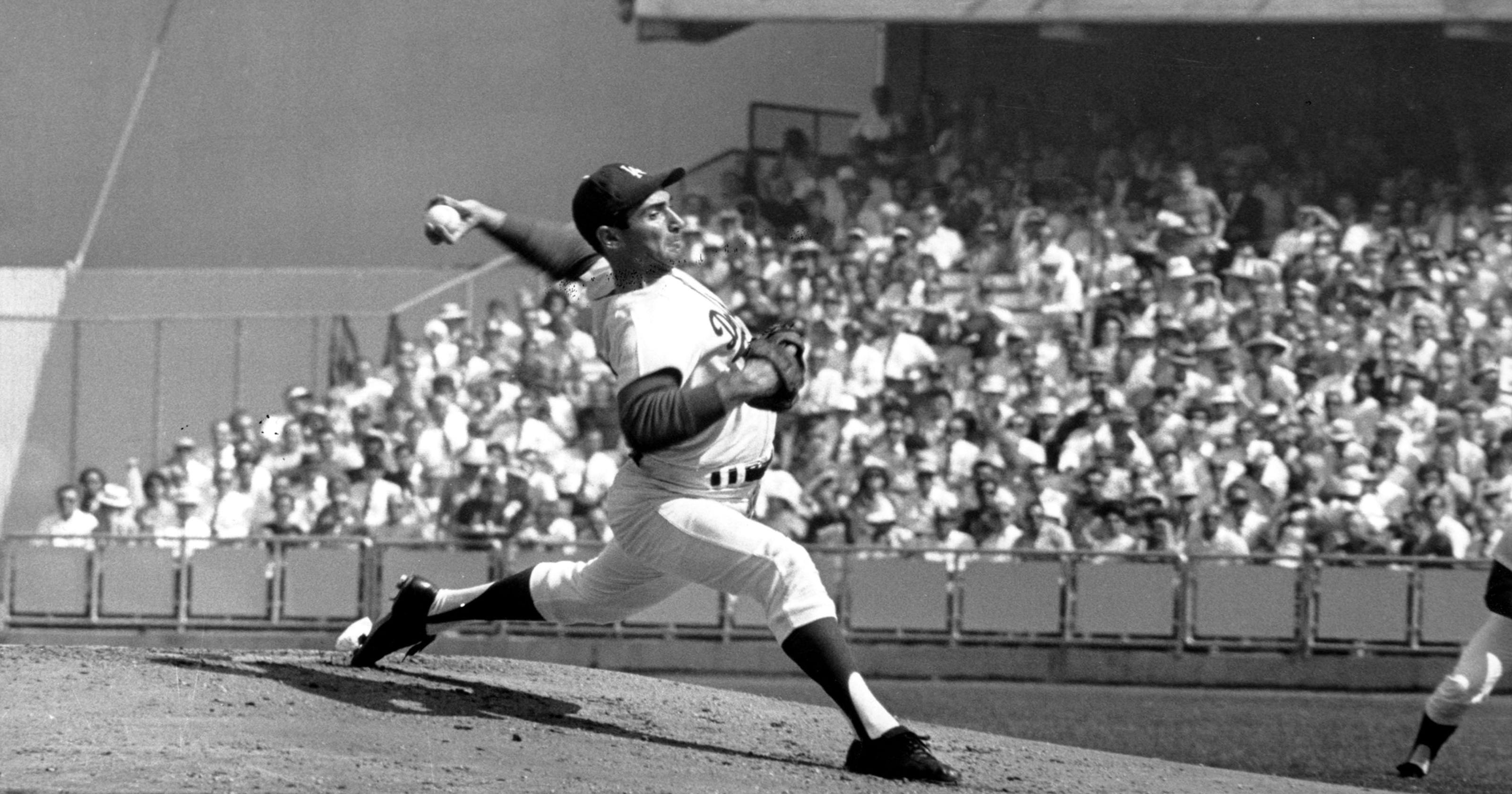 While Koufax is rightly lauded 13c0797d1