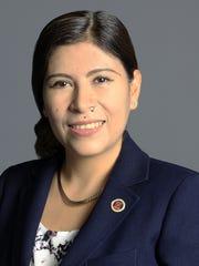 Heidi Taboada, new associate dean in UTEP's College