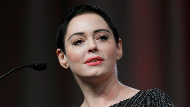 Rose McGowan has released a statement about suicide following Anthony Bourdain's death.