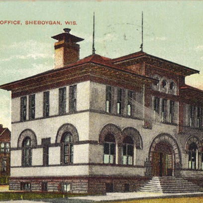Sheboygan's courthouse, harbor kicked off its rise to becoming a dynamic city