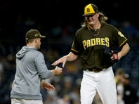 Padres fire manager Andy Green during season-ending skid