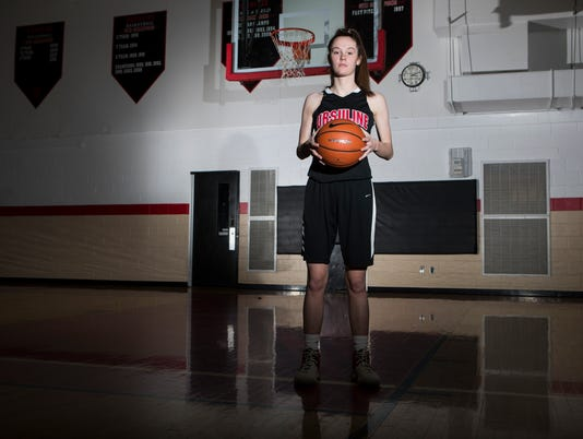 Sports: All-State Girls Basketball