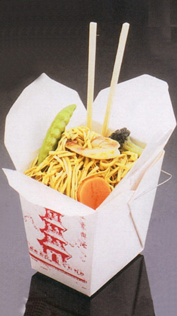Takeout Express, a restaurant delivery service in Lafayette,