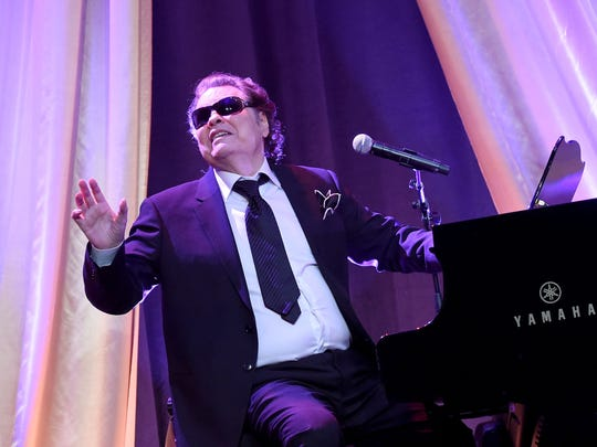 """Plan """"An Evening with Ronnie Milsap"""" on Friday at the Saenger Theatre."""