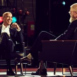 Watch as Obama explains his dance floor 'dad moves' on Letterman's new Netflix show