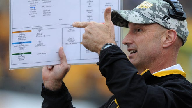 David Duggan was not retained as Southern Miss' defensive coordinator.