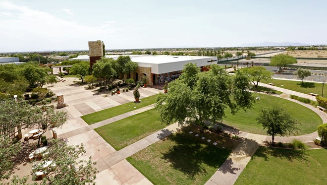 Ottawa University, a non-profit Christian university based in Kansas, has plans to develop a 35-acre campus near Surpise's civic center. Surpise's downtown, while still in its infancy, features Ottawa University's new campus, the Northwest Regional Library and soon an In-N-Out Burger.