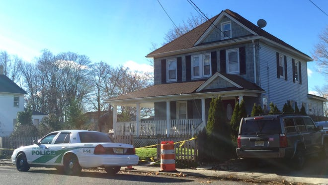 Authorities say 40-year-old Jennifer Pizzuto, a longtime Long Branch resident, was found dead inside the house on Rockwell Avenue.