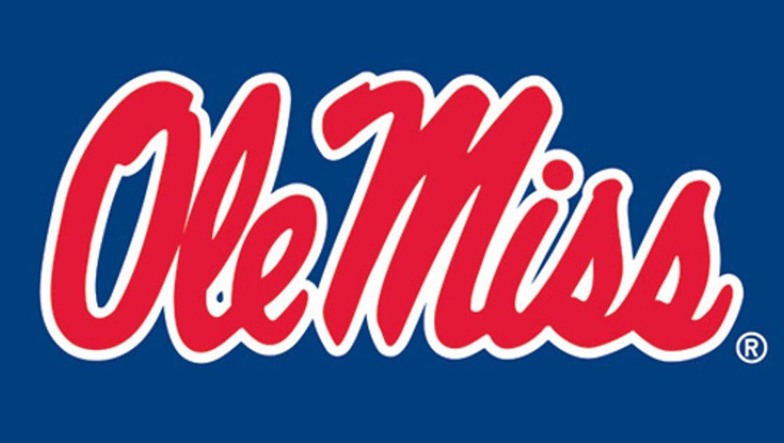 Ole Miss Logo Frizzell helps Ole Miss roll