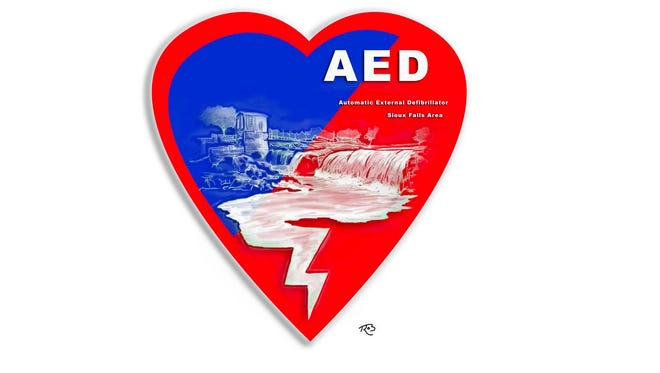 A submission for the AED Art Contest in 2014. Learn how to submit a 2015 design here: http://argusne.ws/1F9drPc.