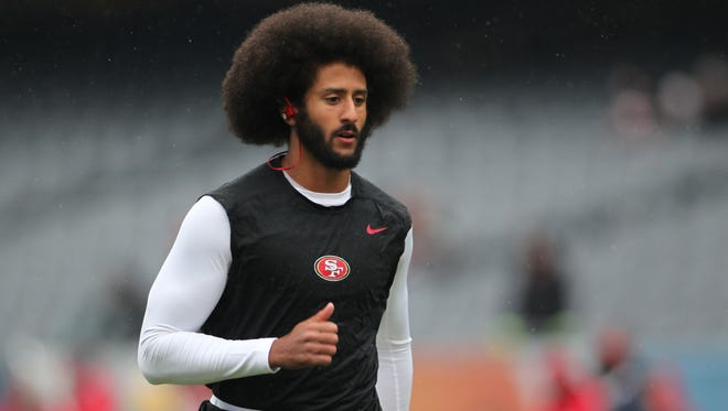 Information on nearly 1,200 NFL players, including QB Colin Kaepernick, may have been comprimised.