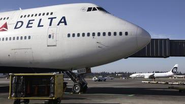 Delta's last scheduled Boeing 747 flight canceled
