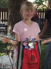 The top reader for the summer was Alice Adams.
