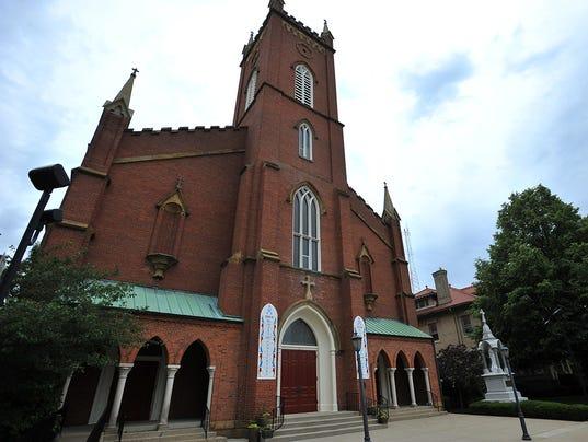 st. mary anniversary st. mary catholic church