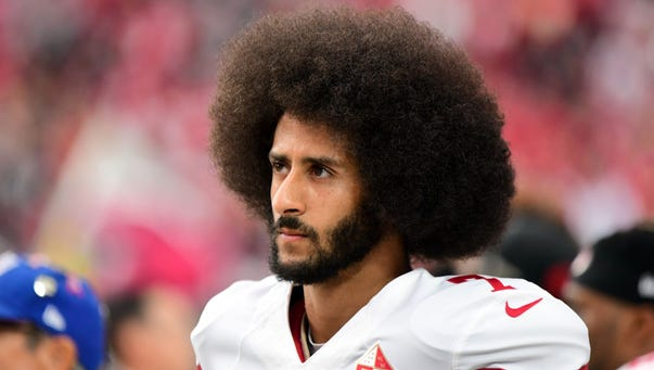 Colin Kaepernick is claiming NFL teams are colluding
