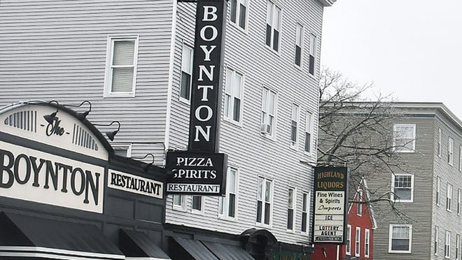 The Boynton on Highland Street was among the Worcester restaurants to be approved for a Paycheck Protection Program loan.