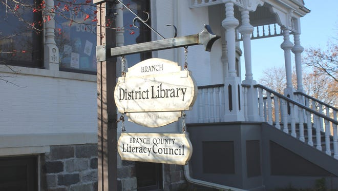 All branches of the Branch District Library will offer curbside-only service starting Monday.