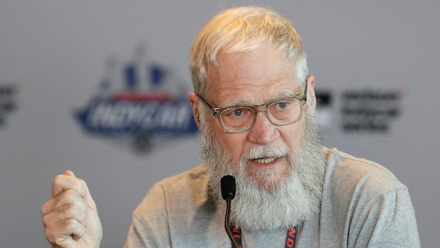 David Letterman >> David Letterman S Top 10 Reasons To Do A Netflix Series
