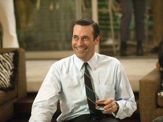 """Mad Men,"" starring Jon Hamm as ad man Don Draper, ends its seven-season run on Sunday."