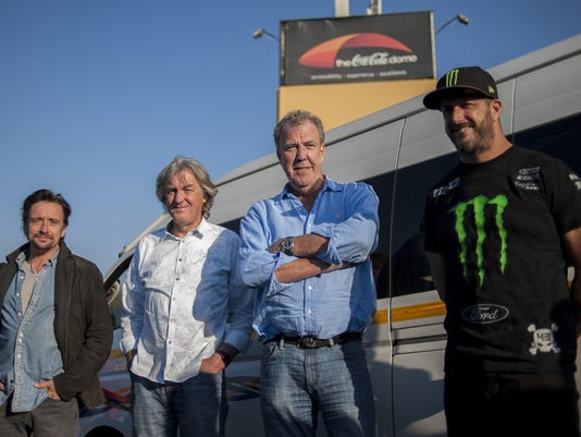 ExTop Gear Trio To Host Car Show For Amazon Prime - Car show on amazon