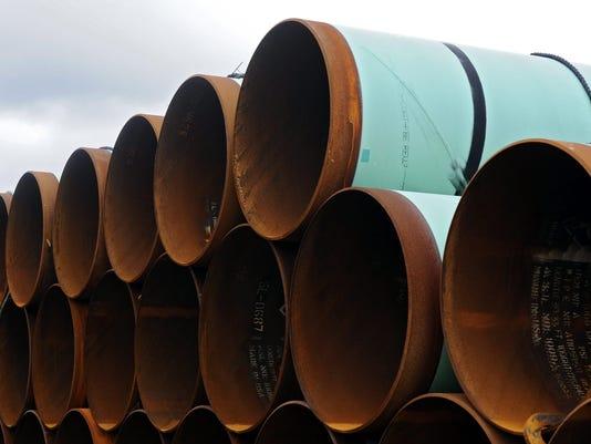 EPA FILE USA KEYSTONE XL PIPELINE EBF ENERGY & RESOURCES USA OK