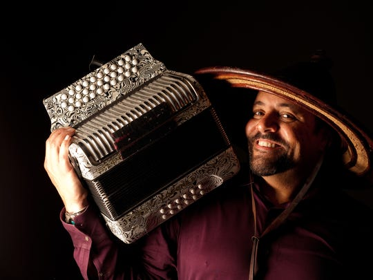 Zydeco artist Terrance Simien performs Saturday night at Duling Hall.