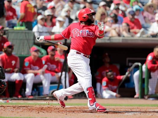 Maikel Franco Home Run