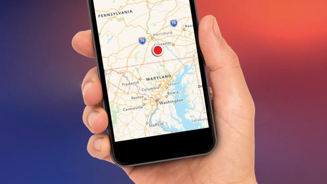 Cellphone tracking raises legal issues