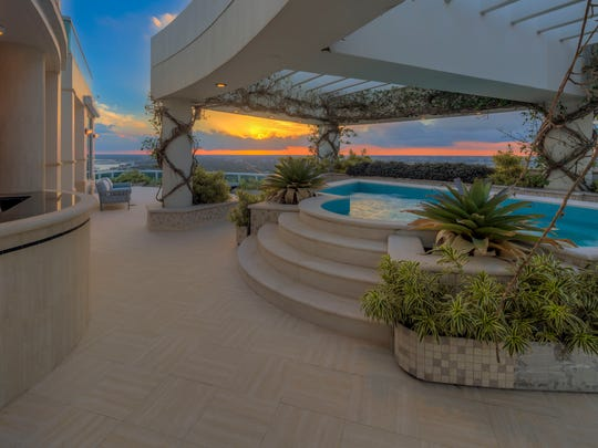 Academy Award nominated Pharrell Williams's Miami penthouse is listed at $10.999 million.