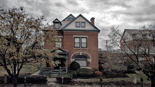 The Thurber House, where author, humorist and cartoonist James Thurber once lived at 77 Jefferson Ave. in Columbus, is part of the online Ohio Literary Trail.