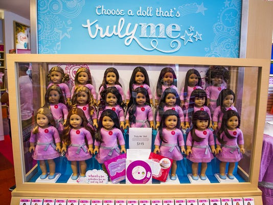 American Girl store tour