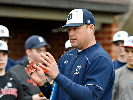 Dallastown Area High School baseball tryouts